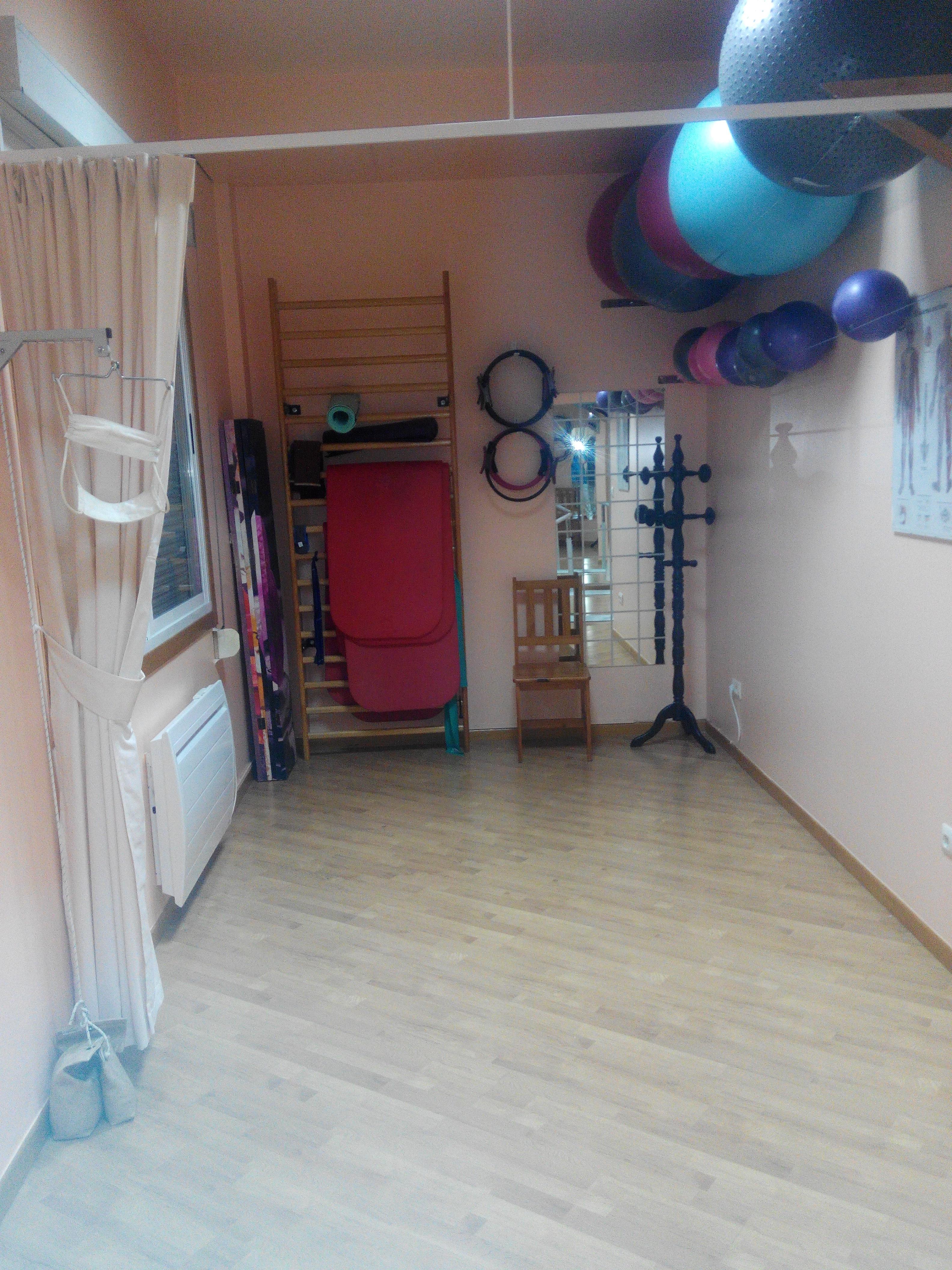 Sala común terapia
